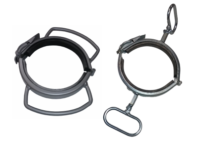 Picture of Circular Operator Tube Style Handle