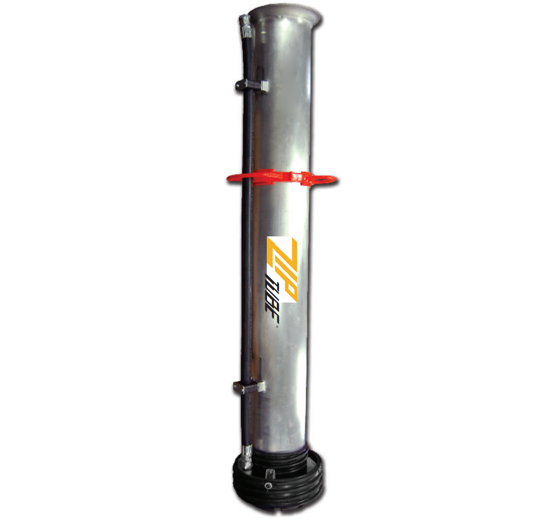 Picture of Zip Tube® Flange Connection
