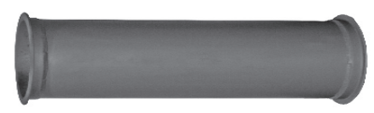 """Picture of 12"""" Steel Intake Tube"""