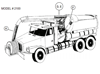 Picture of Vactor® Style Cuffed Debris Hose Assembly