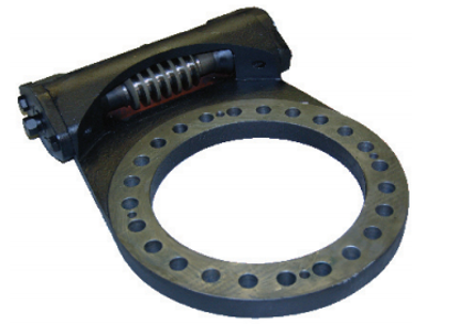 Picture of Worm Gear Rotator Assembly