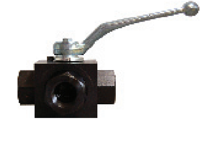 Picture of Hycon® Style Three Way Ball Valves