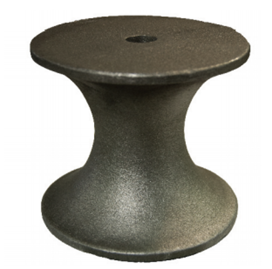 Picture of Aluminum Replacement Manhole Roller