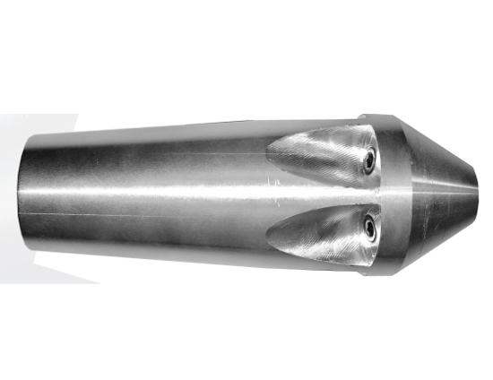 """Picture of 1"""" Aluminum Grease Nozzle"""