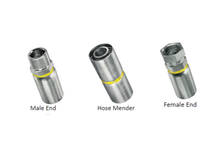 Picture of Piranha® Style Hose Menders and Ends