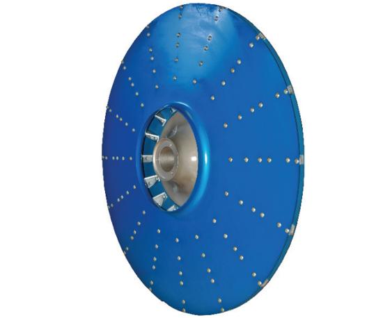 Picture of Vacuum Fans - Taper Lock