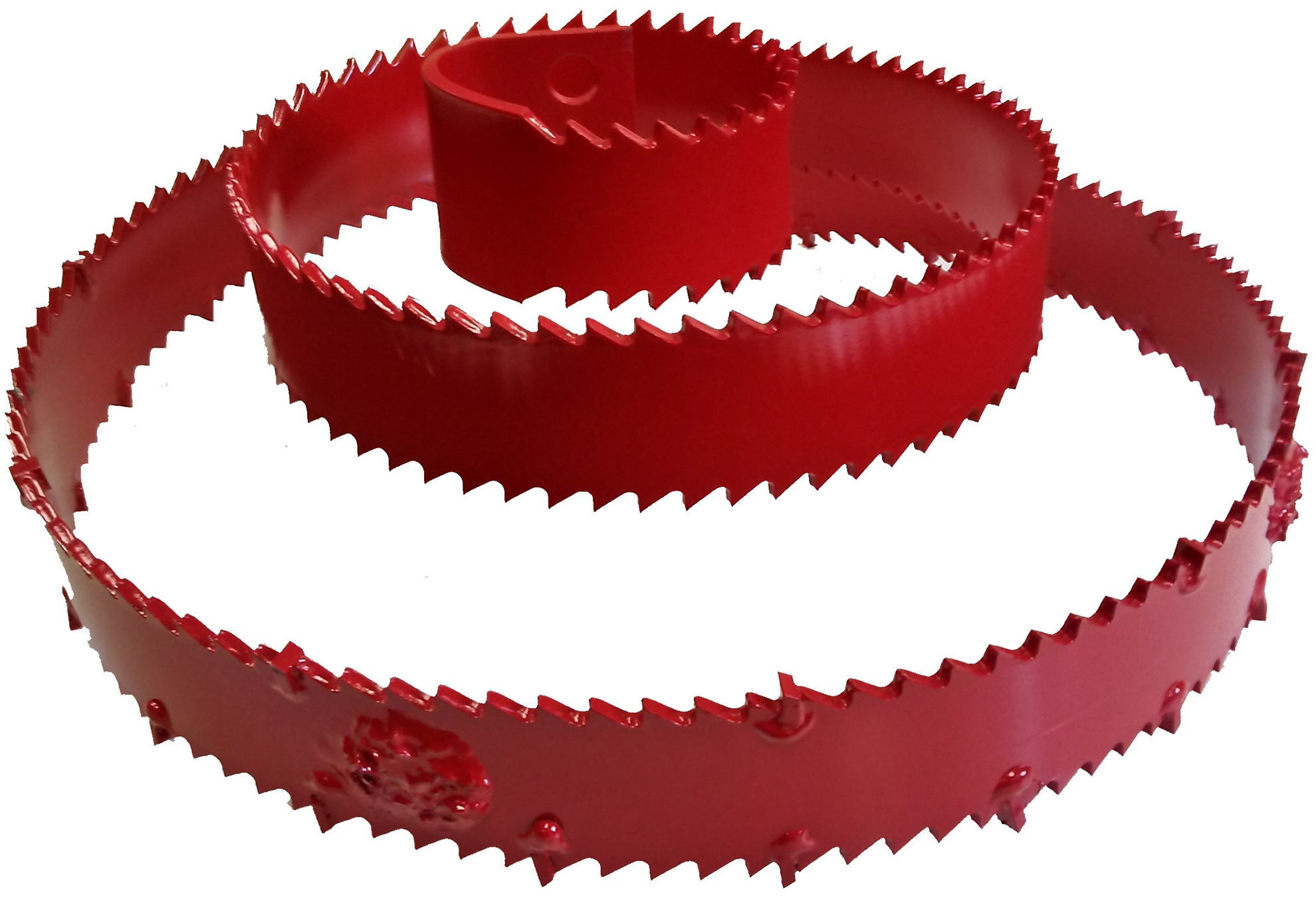 Picture of Supreme Saw Blade – Spiral (Carbide w/ Wear Pads)