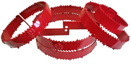 Picture for category Carbided Supreme Saw Blades