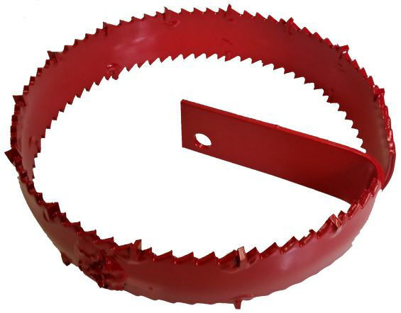 Picture of Supreme Saw Blade – Concave (Carbide w/ Wear Pads)
